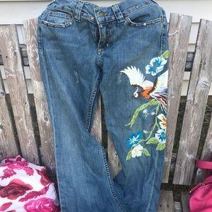 Boston Proper stitch Jean.